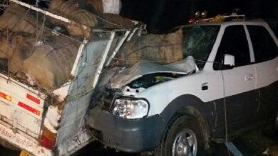कर्नाटक में सड़क दुर्घटना