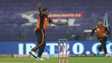 T Natarajan IPL
