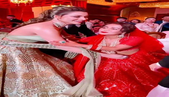 Urvashi Rautela Neha Kakkar Wedding