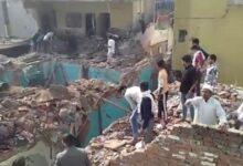 धमाके में 2 लोगों की हुई मौत