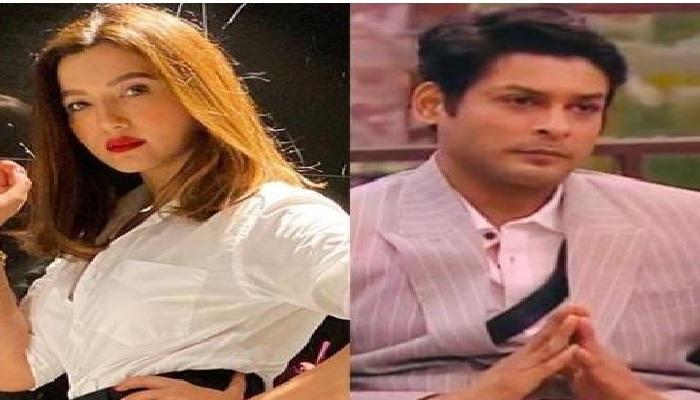 Sidharth Shukla Flirt Gauhar Khan