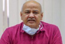 मनीष सिसोदिया Manish Sisodia