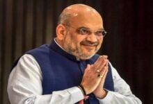 अमित शाह का जन्म दिन Amit Shah's birthday