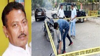 भाजपा विधायक के मामा की गोली मारकर हत्या