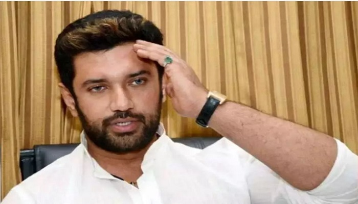 बिहार चुनाव में बुझा चिराग Chirag extinguished in Bihar election