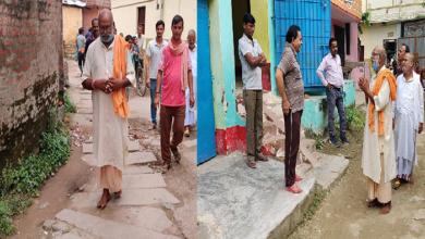 65 वर्षीय बीजेपी नेता जवाहर प्रसाद