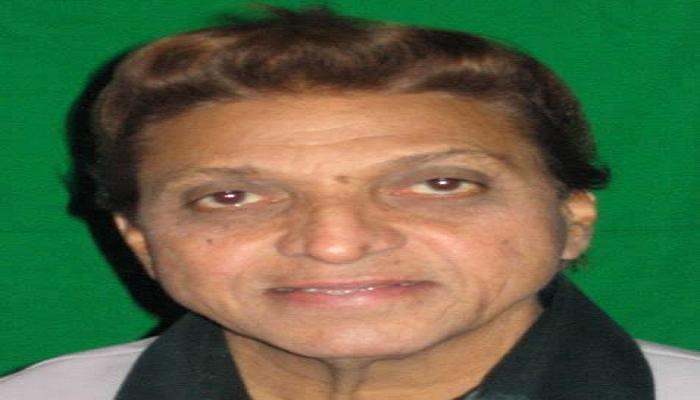 पूर्व बीजेपी सांसद का निधन Former BJP MP died