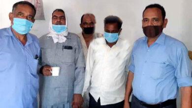 Moradabad Lekhpal Arrested