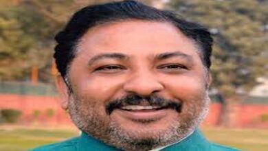 पंचायत चुनाव प्रभारी दयाशंकर सिंह
