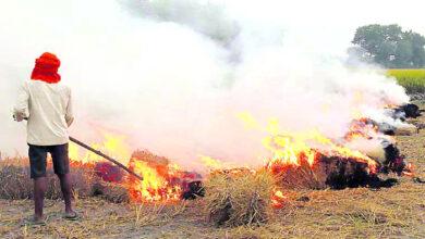 Accident in Punjab