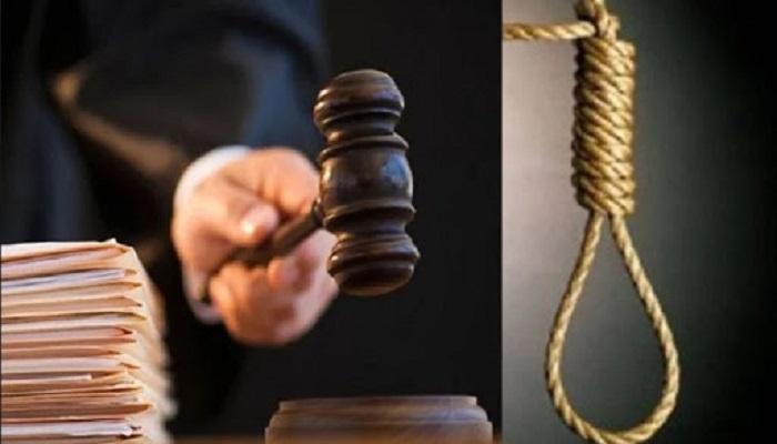Rape accused hanged