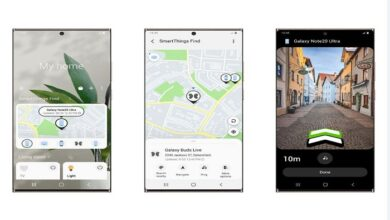 """SmartThings Find"" app"