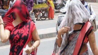 मुरादाबाद में दो बीवियों ने किया शौहर का बंटवारा Two wifes divided husband in Moradabad