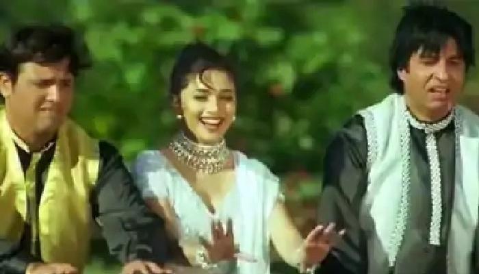 Madhuri Dixit Gunde Amitabh Bachchan Govinda