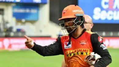 Sunrisers Hyderabad Match