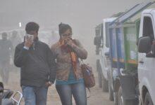 दिल्ली में टूटा वायु प्रदूषण का रिकॉर्ड Broken air pollution record in Delhi