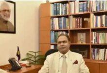 दिल्ली विश्वविद्यालय के कुलपति delhi university vc yogesh tyagi