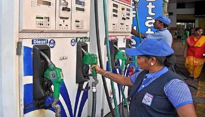 petrol-diesel price