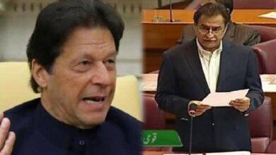 पाकिस्तान की पोल खोलने वाले पूर्व स्पीकर Former speaker who opened Pakistan's poll