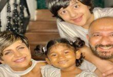 Tara Bedi Kaushal Baby Girl Mandira Bedi