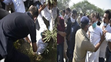 Hathras gang rape case