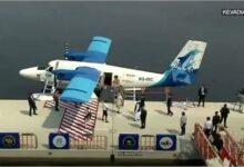 पीएम मोदी ने जिस सी-प्लेन से भरी उड़ान The sea-plane filled by PM Modi
