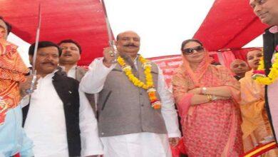 बीजेपी विधायक रानी पक्षालिका सिंह
