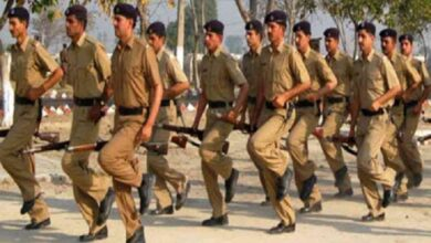 Constables want to become teacher