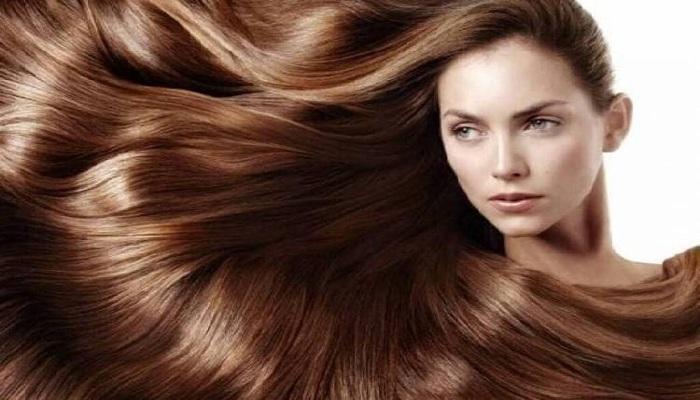 shinny hair tips