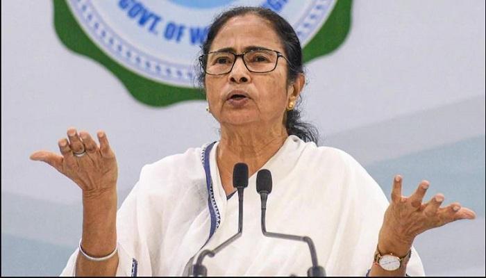 पश्चिम बंगाल में राष्ट्रपति शासन लगाने की मांग Demand for imposition of President's rule in West Bengal