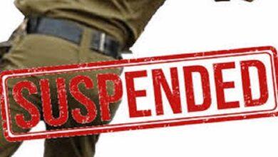 प्रयागराज जहरीली शराब कांड Suspended
