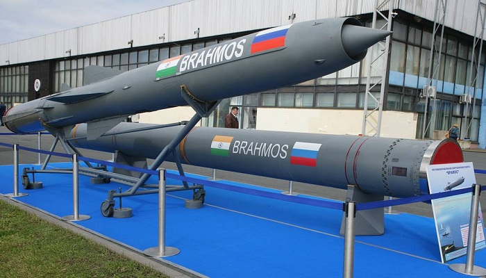 भारतीय नौसेना को मिलेगी 38 ब्रह्मोस मिसाइल Indian Navy will get 38 BrahMos missiles