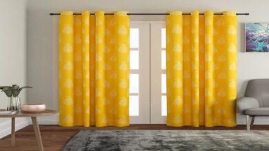 vastu tips for curtain