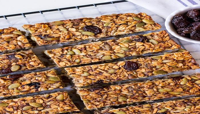 bnanana bread granola