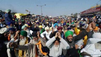 किसान आंदोलन farmers protest