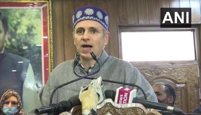 उमर अब्दुल्ला Omar Abdullah