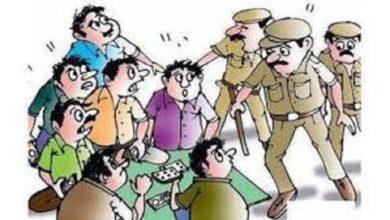 gamblers arrested
