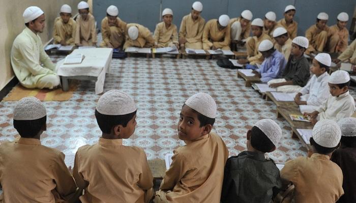 मदरसों से निकला भ्रष्टाचार का जिन्न Jinn of corruption out of madrasas