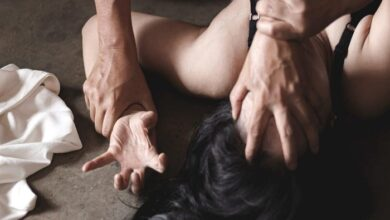 forcibly establishes physical relationship