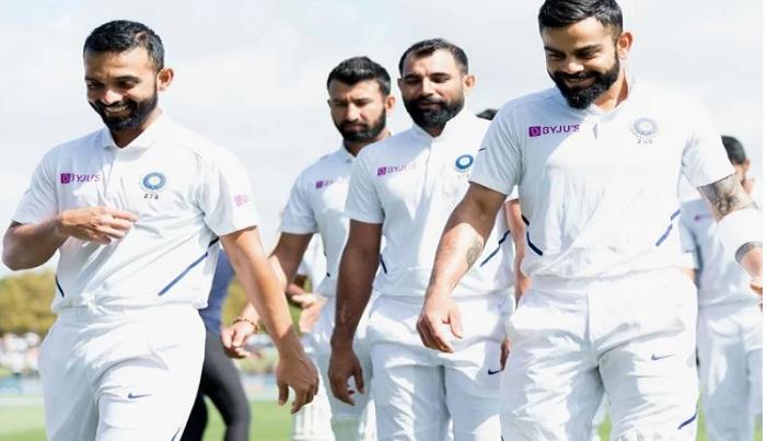 टीम इंडिया दुनिया की नंबर वन टेस्ट टीम