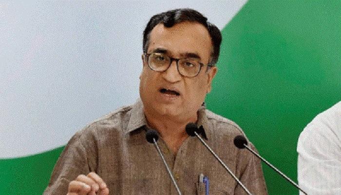 अजय माकन Ajay Maken