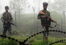 Army killed three terrorists