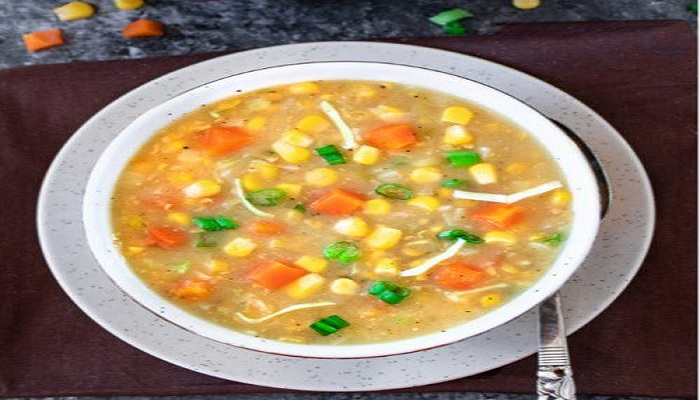 Carrot-Corn Soup