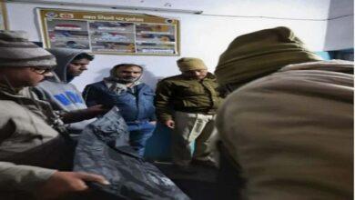 बिजनौर में डबल मर्डर Double Murder in Bijnor