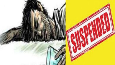 Four suspended including excise inspector