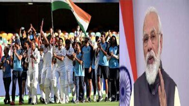 पीएम मोदी ने दी बधाई PM Modi congratulated