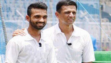 राहुल द्रविड़ की टीम ने दिलाई ऐतिहासिक जीत Rahul Dravid's team gave historic victory