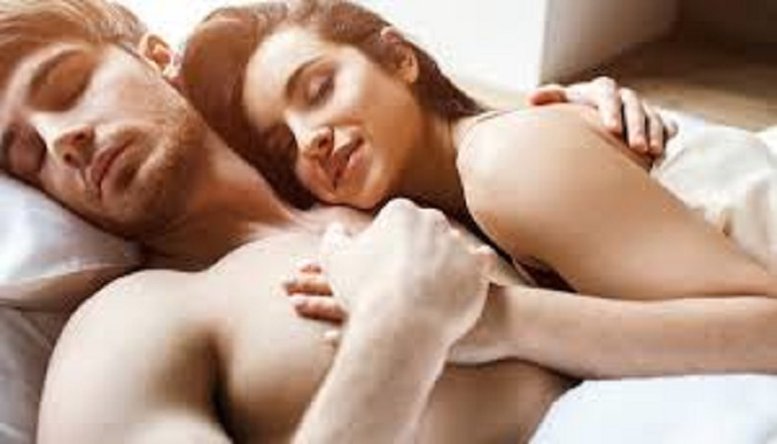 benefits of nude sleepping