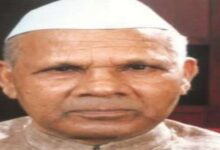 Former Governor Mata Prasad passed away