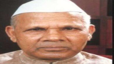 Former Governor Mata Prasad passed away